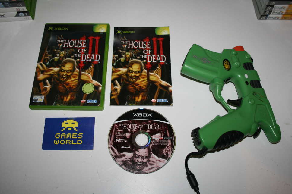 House of the Dead 3 with Mad Cats Gun