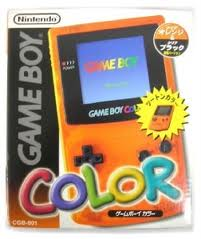 Japanese Game Boy Color