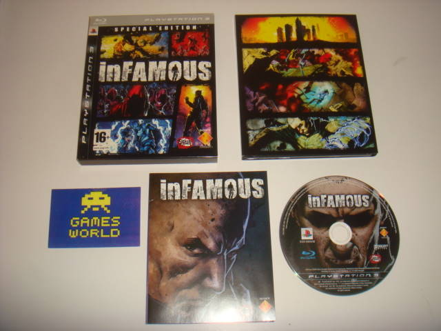 Infamous Special Edition