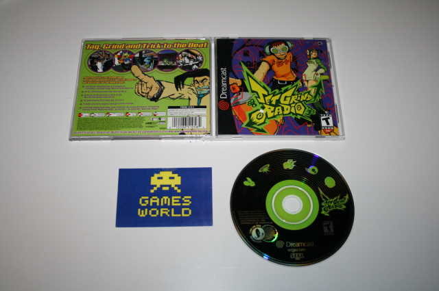 Jet Grind Radio (USA Import)