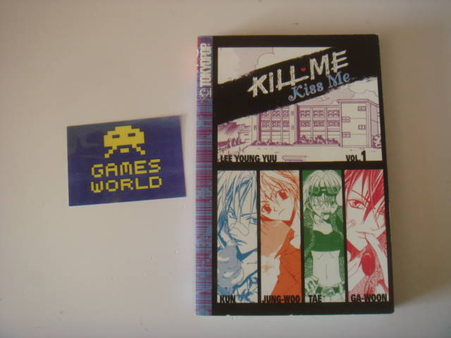 Kill Me Kiss Me Vol 1