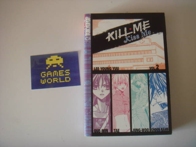 Kill Me Kiss Me Vol 2