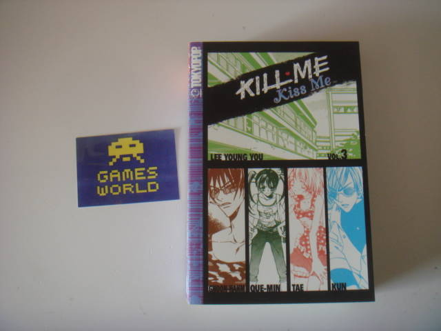 Kill Me Kiss Me Vol 3