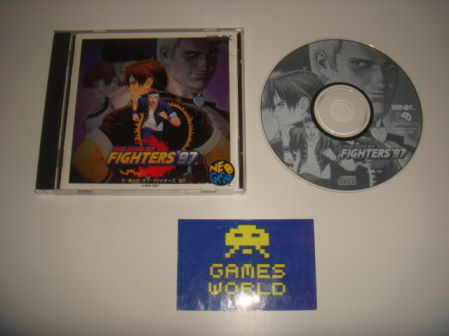 King of Fighters 97 CD
