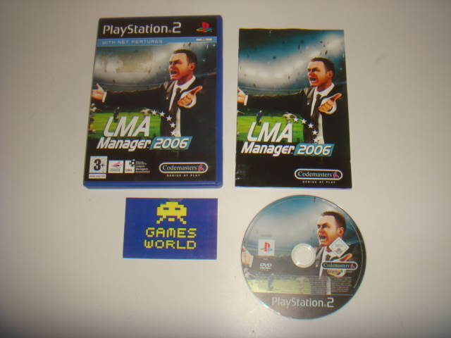 LMA Manager 2006