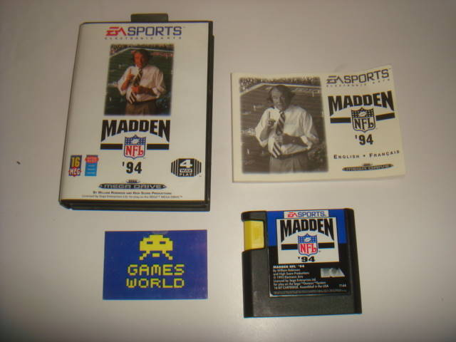 Madden 94 - Click Image to Close