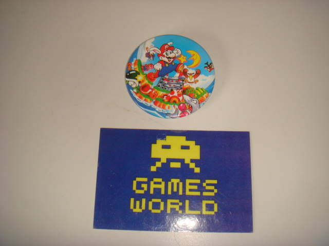 Mario Land 2 Badge