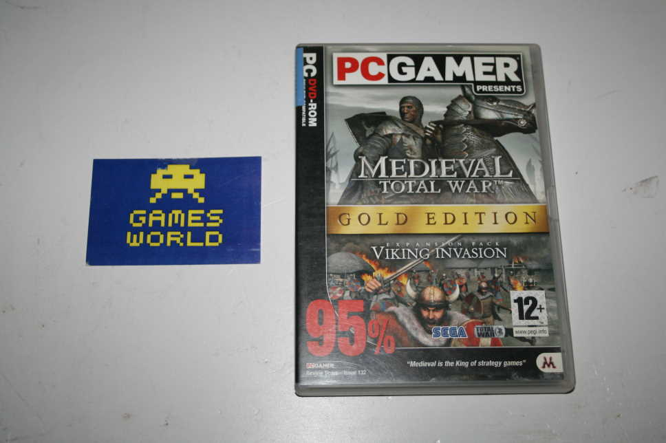 Medieval Total War Gold Edition