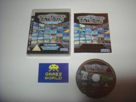 Mega Drive Ulitmate Collection