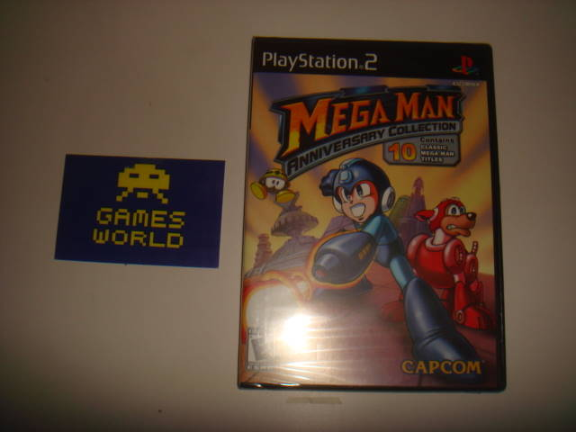 Megaman Anniversary Collection (USA Import)
