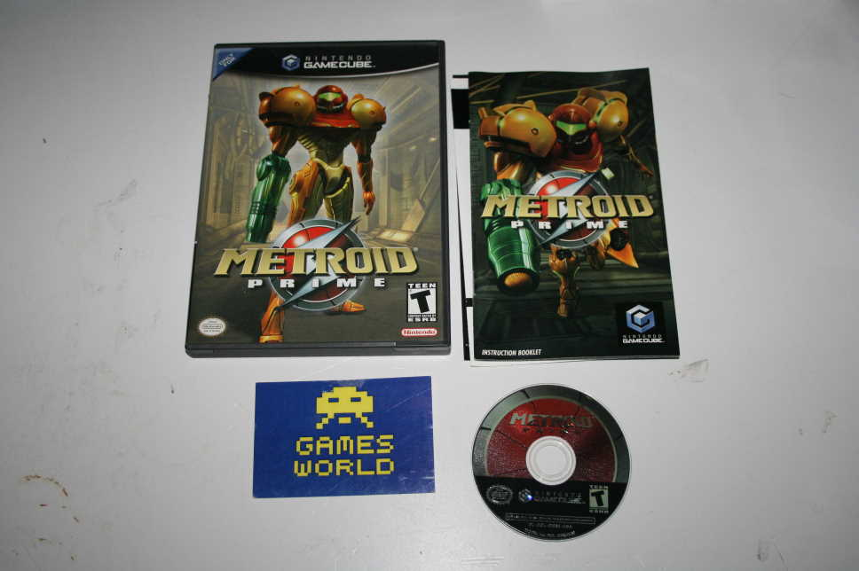 Metroid Prime (USA Import)