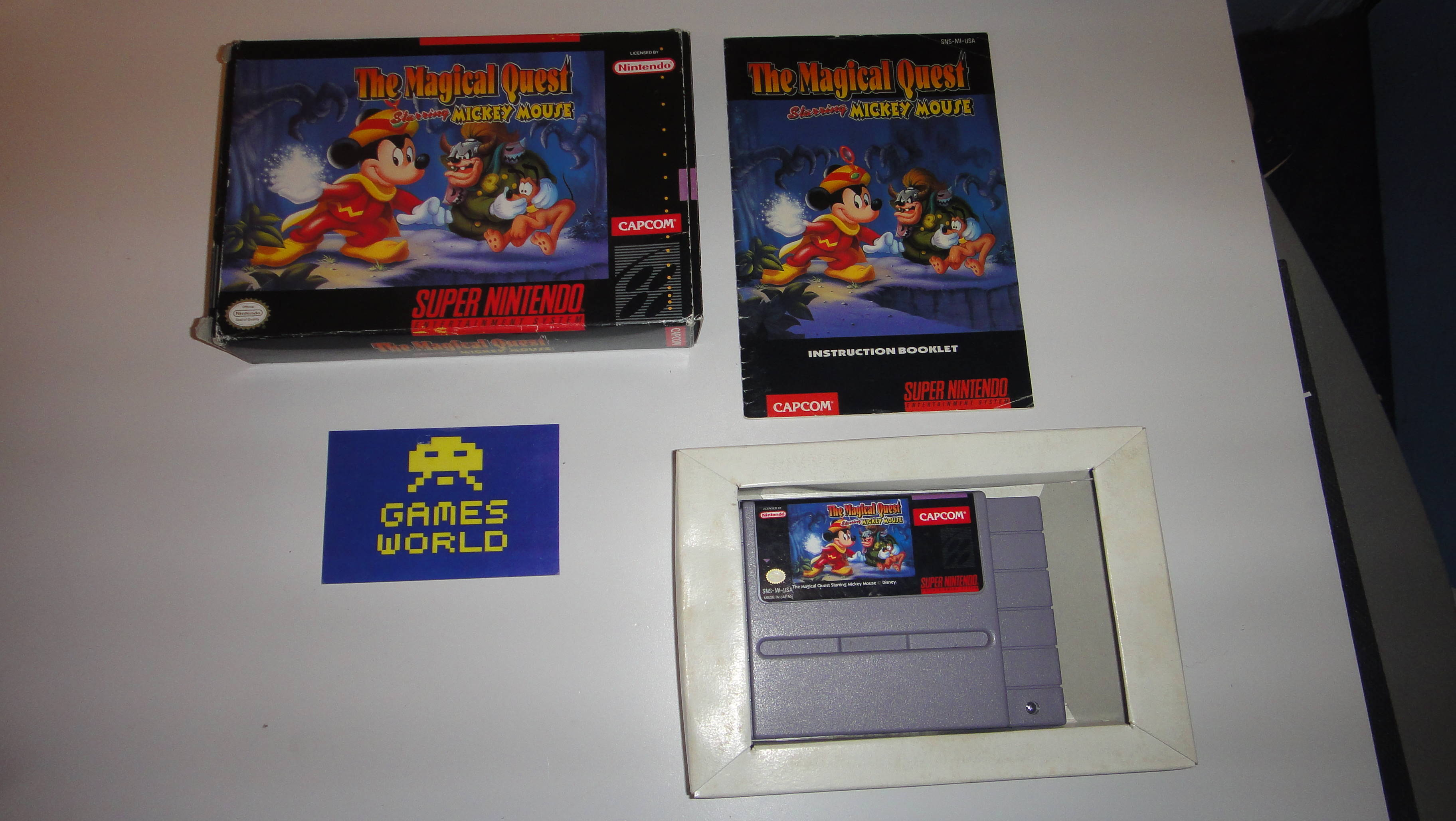 Mickeys Magical Quest (USA Import)