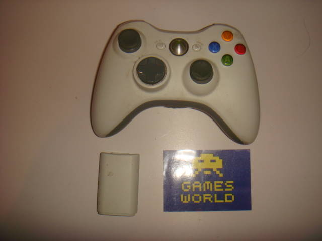 Microsoft Xbox 360 Official Pad