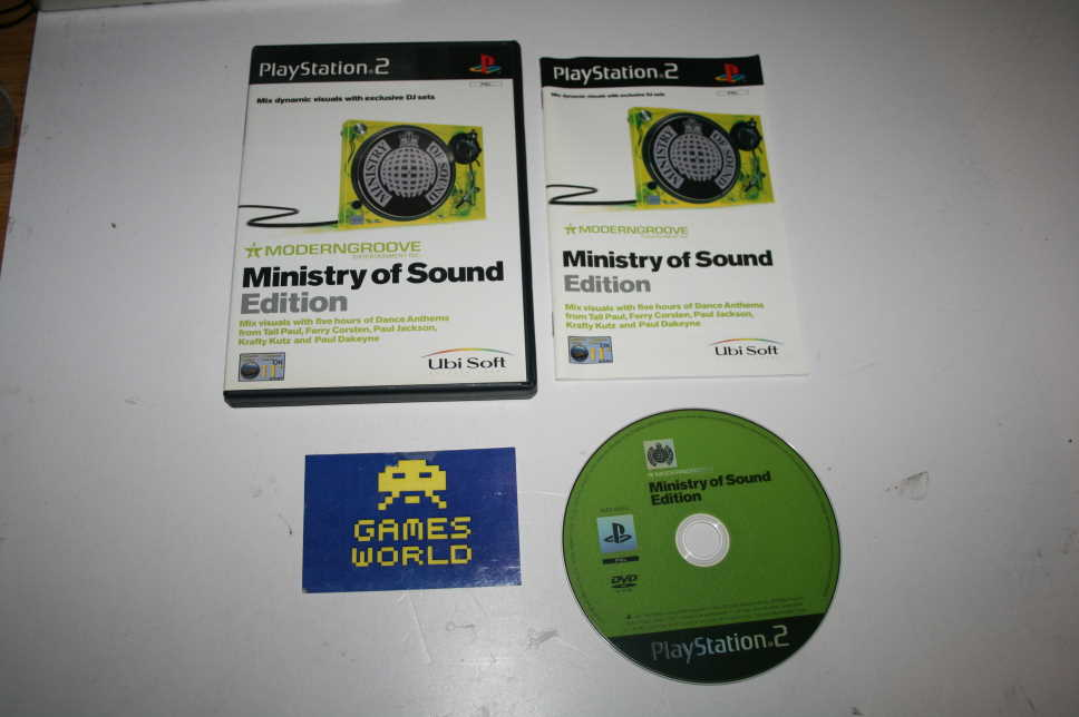 Modern groove Ministry of Sound Edition
