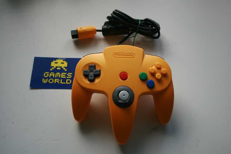 N64: Official Yellow Pad