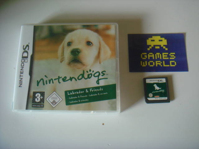 Nintendogs Lab and Friends