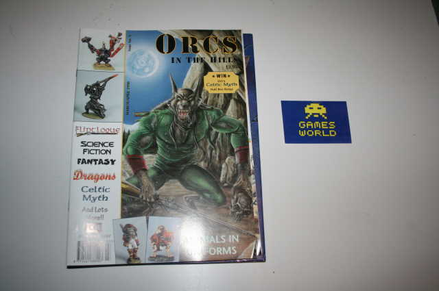 Orcs in the Hills #9