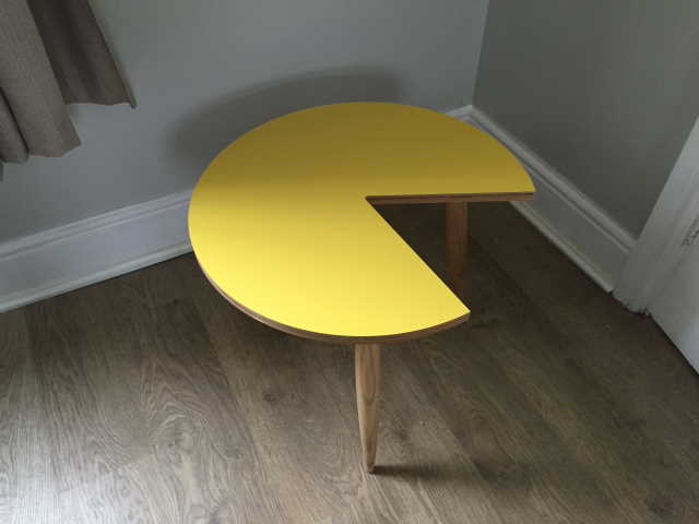 Pixel Pixels: Pac Man Coffee Table