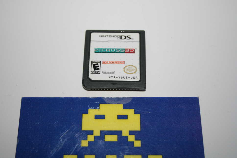 Picross 3D NFR Demo Cart (USA)