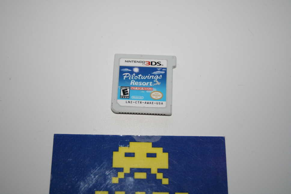 Pilotwings Resort Demo Cart (USA Version)