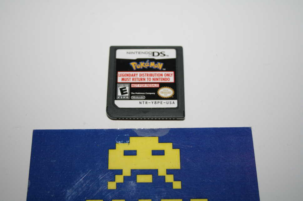 Pokemon Legendary Distribution Cart NFR (USA)