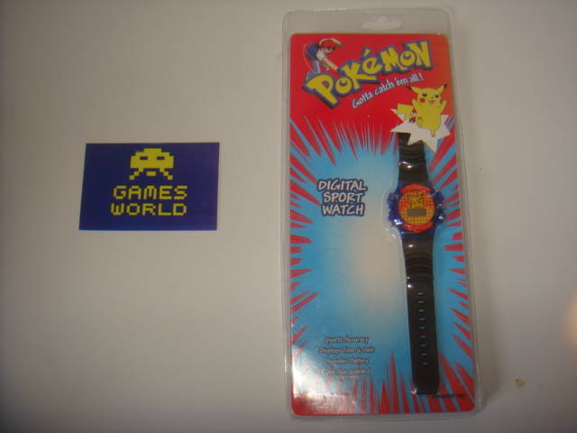 Pokemon Sport Watch