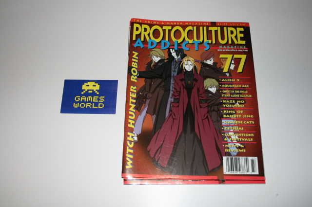 Protoculture Addicts #077