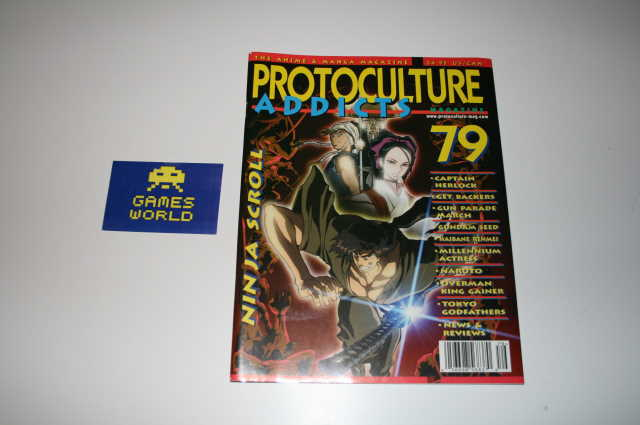 Protoculture Addicts #079