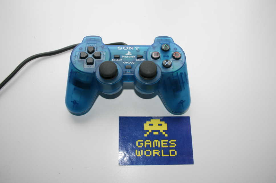 PS1: Blue Analogue Pad