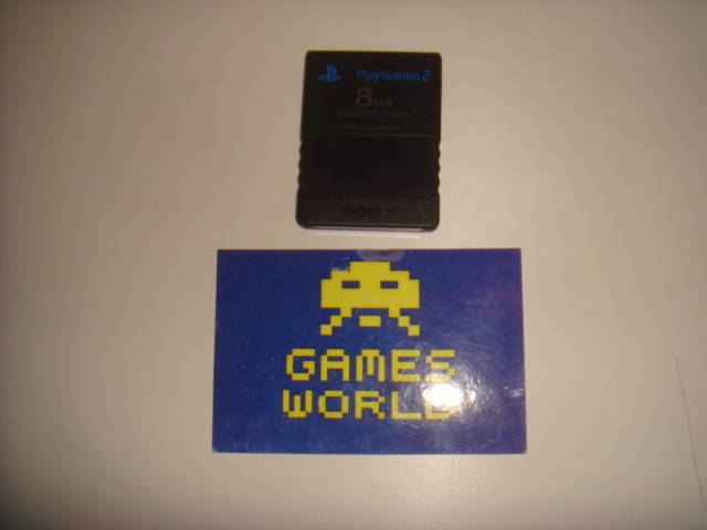 Sony PS2 8mb Memory Card