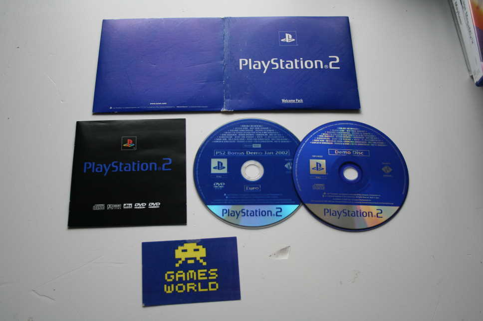 Playstation 2 Welcome Pack