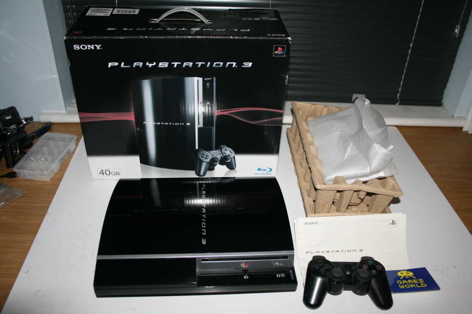 Playstation 3 40gb PS3 Console