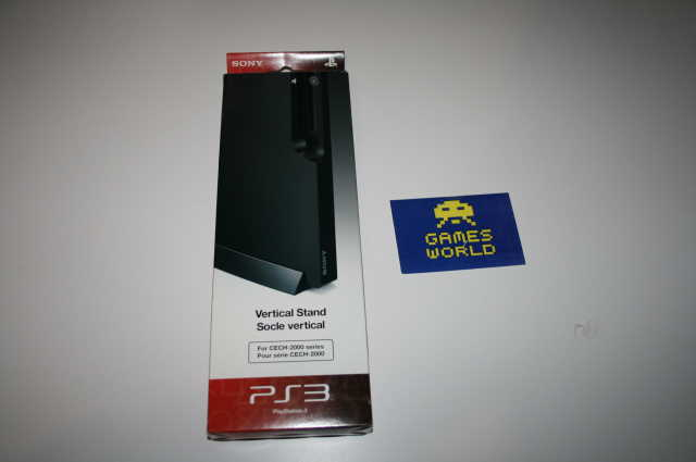 Official PS3 Vertical Stand