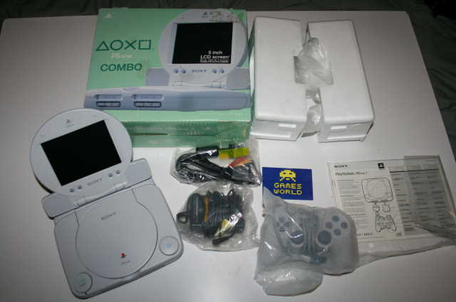 PS One Console LCD Screen Combo (USA Import)