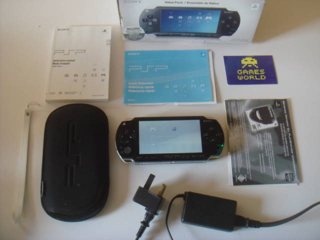 Sony PSP Console (USA Version)