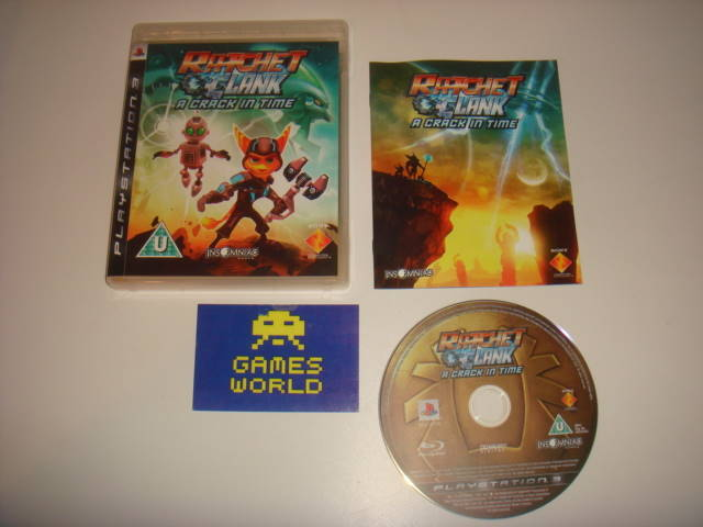 Ratchet and Clank A Crank in Time