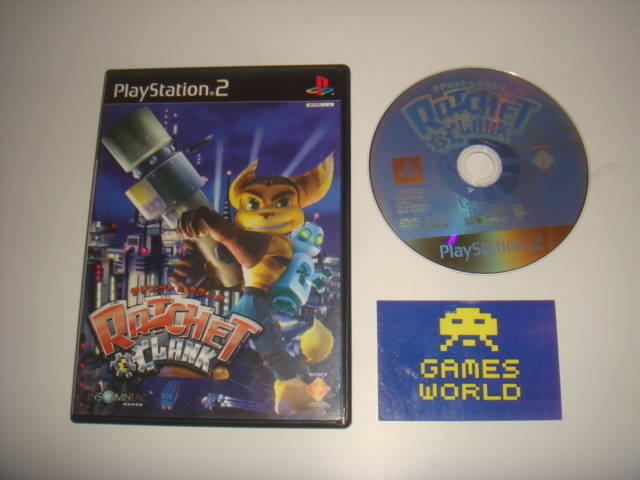 Ratchet & Clank (Japanese Import)