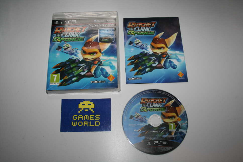 Ratchet & Clank QForce