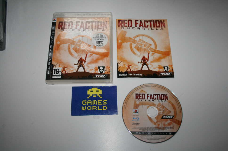Red Faction Guerrrilla