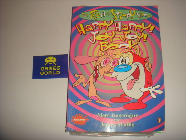 Ren & Stimpy Happy Happy Joy Joy Book