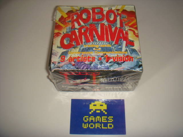 Robot Carnival Booster Box