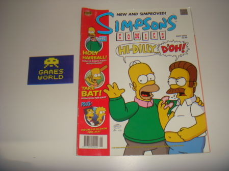 Simpsons Comics #092