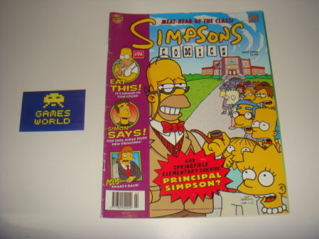 Simpsons Comics #094