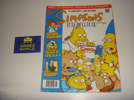 Simpsons Comics #095