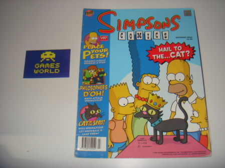 Simpsons Comics #097