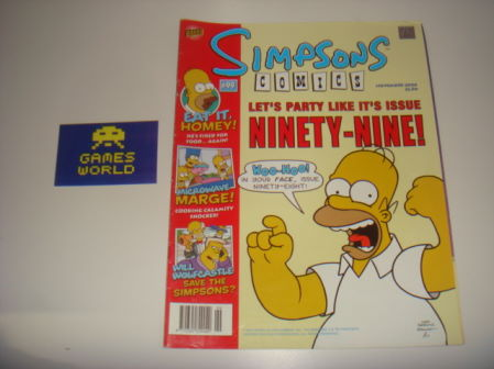 Simpsons Comics #099