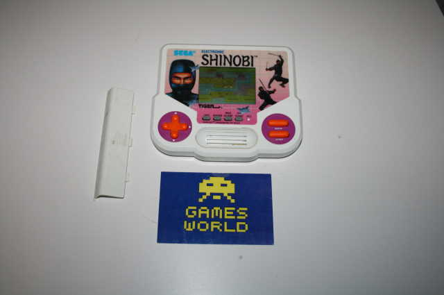 Shinobi Tiger LCD Game