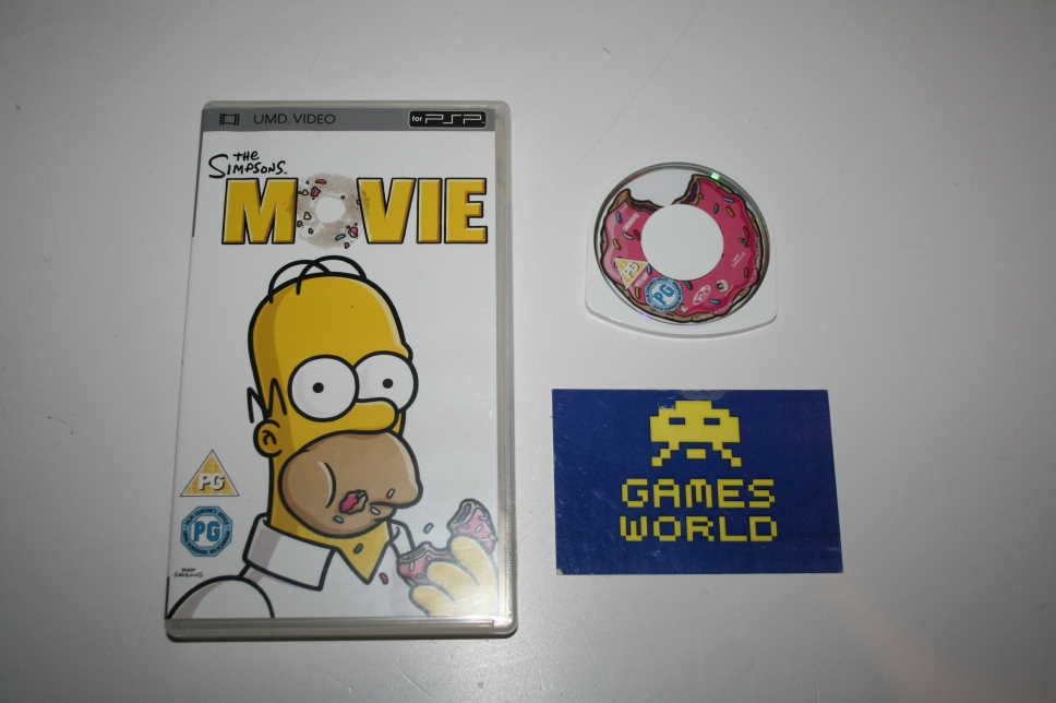The Simpsons Movie UMD