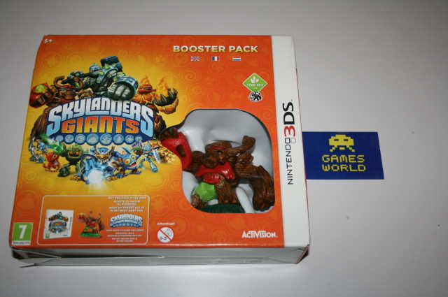 Skylanders Gaints Booster Pack