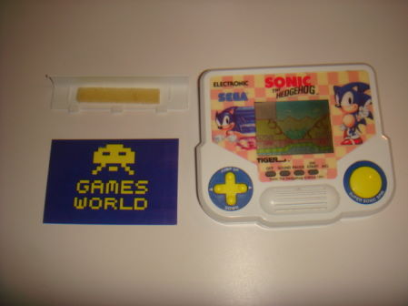 Sonic the Hedgehog LCD Game